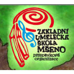 Základní umělecká škola Mšeno, příspěvková organizace (Mladá Boleslav) – logo společnosti
