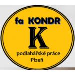 Kondr Pavel - podlahářství – logo společnosti
