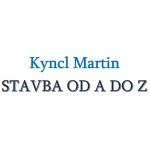 Kyncl Martin - STAVBA OD A DO Z – logo společnosti