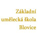 Základní umělecká škola Blovice – logo společnosti