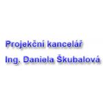 Škubalová Daniela, Ing. - projekční kancelář – logo společnosti
