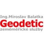 Balatka Miroslav, Ing. - geodetické práce – logo společnosti