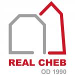 REAL CHEB reality s.r.o. – logo společnosti
