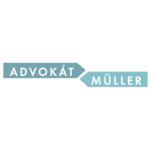 Mgr. Hubert Müller - Advokátní kancelář – logo společnosti