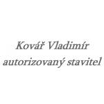 Kovář Vladimír - autorizovaný stavitel – logo společnosti