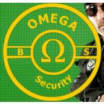 OMEGA SECURITY s.r.o. – logo společnosti