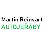 Martin Reinvart - autojeřáby – logo společnosti