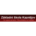 Základní škola Kaznějov – logo společnosti