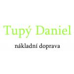 Tupý Daniel - nákladní doprava – logo společnosti