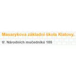 Masarykova základní škola Klatovy, tř. Národních mučedníků 185 – logo společnosti