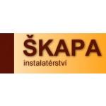 Škapa Radomír - instalatérství – logo společnosti
