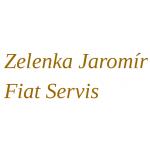 Zelenka Jaromír - Fiat Servis – logo společnosti