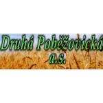 Druhá Poběžovická, a.s. – logo společnosti