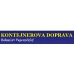 Vejvančický Bohuslav - kontejnery – logo společnosti