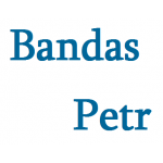 Bandas Petr- zemní a výkopové práce – logo společnosti