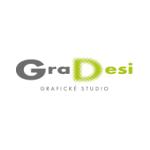 GRADESI s.r.o. - Grafické studio Praha 9 Vysočany (Jihlava) – logo společnosti
