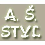 A.Š. Styl - truhlářství – logo společnosti