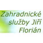 Florián Jiří - ZAHRADNICKÉ SLUŽBY – logo společnosti