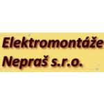 Elektromontáže Nepraš s.r.o. – logo společnosti