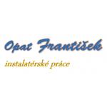 Opat František - INSTALATÉRSKÉ A TOPENÁŘSKÉ PRÁCE – logo společnosti