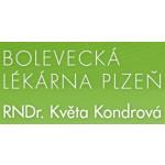 Bolevecká lékárna – logo společnosti