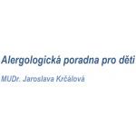 MUDr. Jaromíra Krčálová - alergologie – logo společnosti
