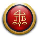 Jan Becher - Karlovarská Becherovka, a.s. - Jan Becher muzeum – logo společnosti
