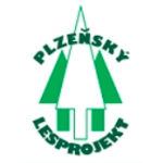 Plzeňský lesprojekt, a.s. – logo společnosti