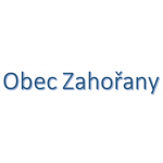 Obecní úřad Zahořany – logo společnosti