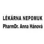 LÉKÁRNA NEPOMUK – logo společnosti