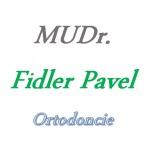 MUDr. Pavel Fidler – logo společnosti