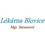 Mgr. Milena Sutnarová Lékárna Blovice – logo společnosti