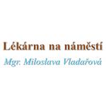 Mgr. Miloslava Vladařová- Lékárna na náměstí – logo společnosti