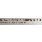 Stavebniny Kroupa s.r.o. – logo společnosti
