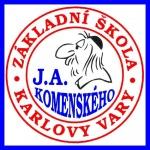 Základní škola Jana Amose Komenského, Karlovy Vary, Kollárova 19 příspěvková organizace – logo společnosti