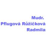 Mudr. Pflugová Růžičková Radmila – logo společnosti