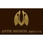 ANTIK MIGNON spol. s r. o. – logo společnosti