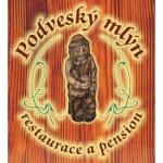 Penzion Podveský Mlýn – logo společnosti