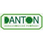 Zdravotnické potřeby DANTON s.r.o. – logo společnosti