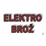 ELEKTRO BROŽ – logo společnosti