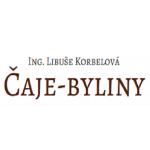 Korbelová Libuše, Ing.- čaje- byliny u Plzeňské brány – logo společnosti