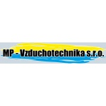 MP - Vzduchotechnika s.r.o. – logo společnosti
