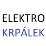 Pavel Krpálek - elektroservis – logo společnosti