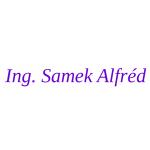 Ing. Samek Alfréd - projektování vodohospodářských a vodních staveb – logo společnosti