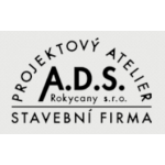 A.D.S. Rokycany s.r.o. - stavební projekty – logo společnosti