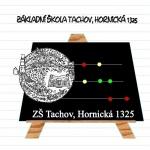 Základní škola Tachov, Hornická 1325, příspěvková organizace – logo společnosti