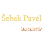 Šebek Pavel - instalatér – logo společnosti