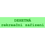 Zeman Jan - DEHETNÁ REKREAČNÍ – logo společnosti