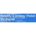 Satelity Třebíč TV Signál – logo společnosti