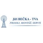 Bečka Jiří - antény – logo společnosti